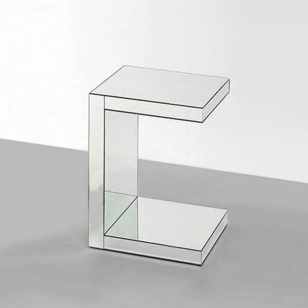 Zrcadlový odkládací stolek Thai Natura