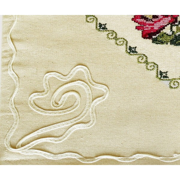 Povlak na polštář Rose, 40x40 cm