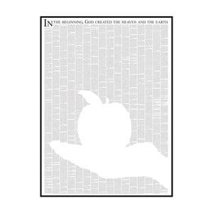 Knižní plakát Genesis, 50x70 cm