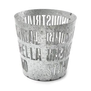 Kovový odpadkový koš Versa