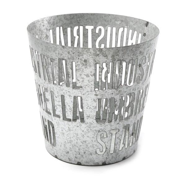 Coș metalic de gunoi Versa