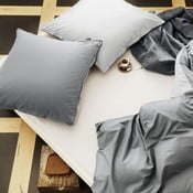 Povlečení Percale Grey, 140x200 cm