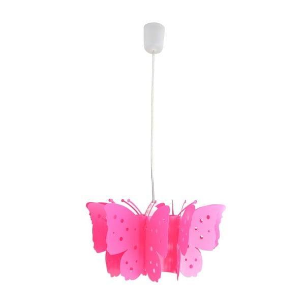 Stropní světlo Mila Pink