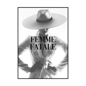 Plakát Imagioo Femme Fatale, 40x30cm
