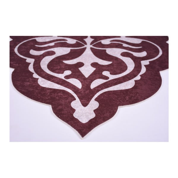 Odolný koberec Vitaus Kalissa Kirmizi, 80 x 120 cm