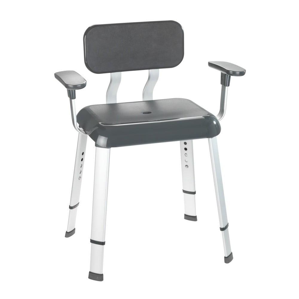 Židle do sprchy s opěradly Wenko Shower Secura Premium Wenko