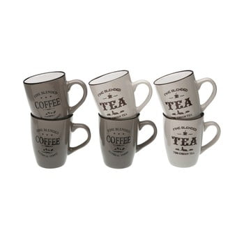 Set 6 căni Versa Coffee & Tea de la Versa