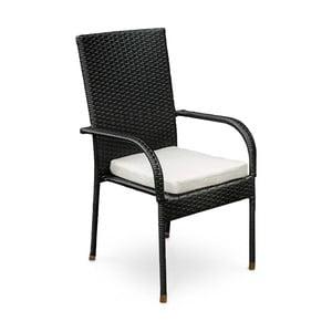 Židle z umělého ratanu Timpana Vogue