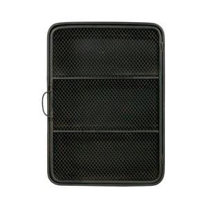 Černá nástěnná skříňka De Eekhoorn Nova
