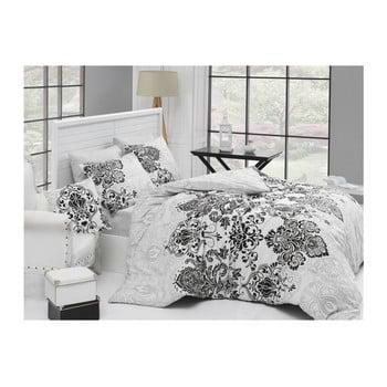 Lenjerie de pat cu cearșaf Luxury, 200 x 220 cm de la Nazenin Home
