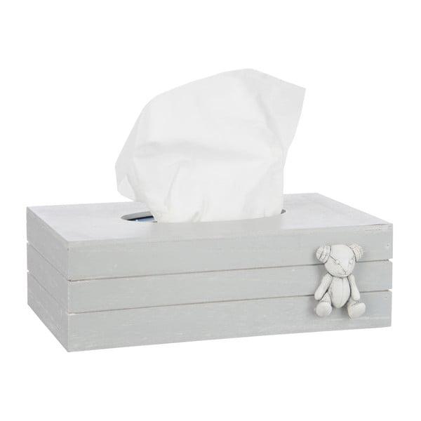 Box na papírové kapesníčky Bear