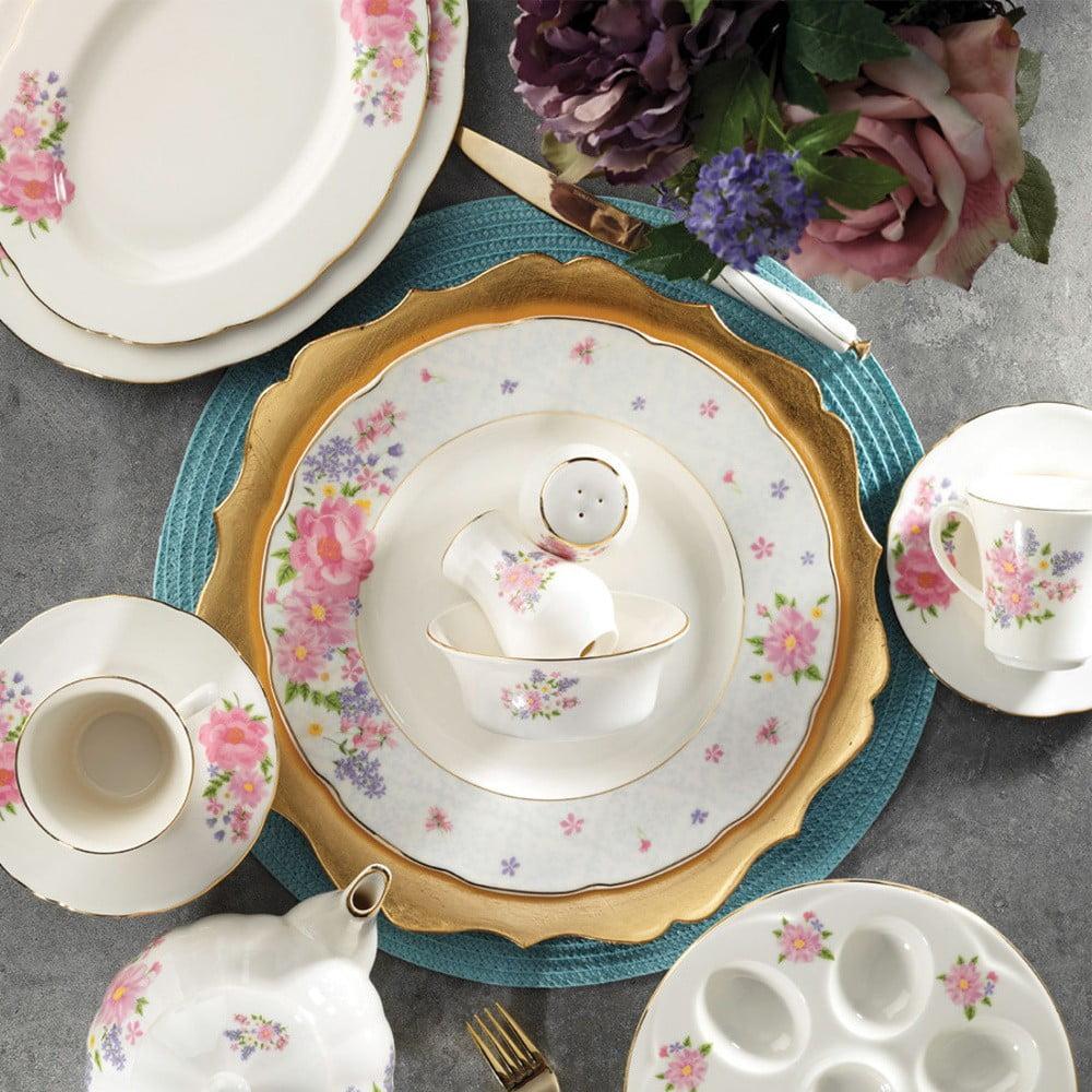 28dílná sada nádobí z porcelánu Kutahya Decor