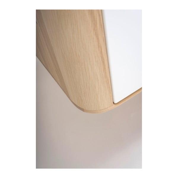 Komoda z dubového dřeva Gazzda Ena Two,180x110cm