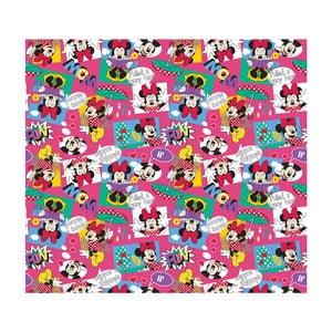 Foto závěs AG Design Minnie & Mickey, 160x180cm