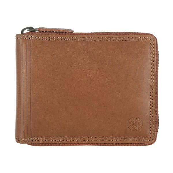 Kožená peněženka Chief Chestnut