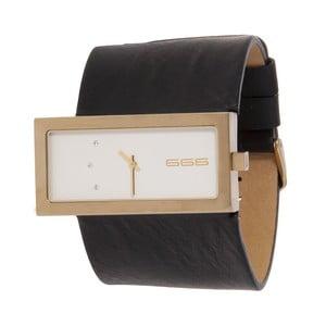 Dámské hodinky Watch Midnight Gold/Silver