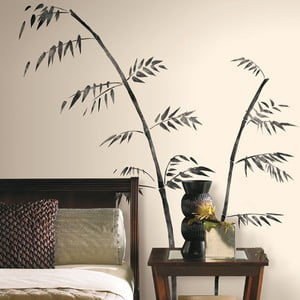 Samolepka na zeď Bamboo