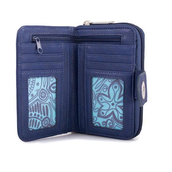 Peněženka Lois Blue, 14x9 cm