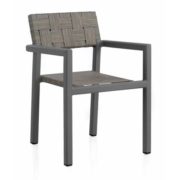 Zahradní židle s područkami Geese Camilla