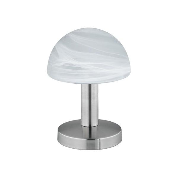 Veioză Trio Fynn, înălțime 21 cm, argintiu