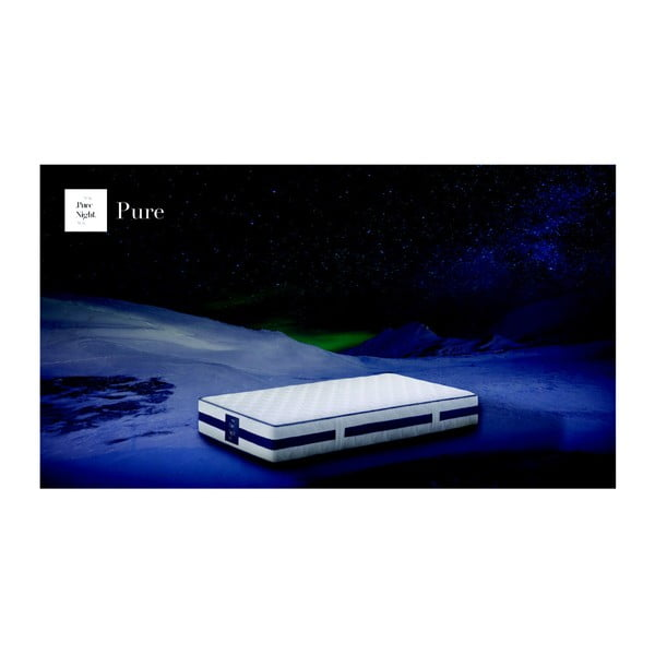 Matrace s paměťovou pěnou Pure Night Pure, 180x200 cm