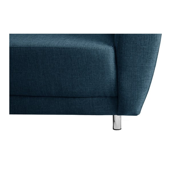 Canapea cu șezut pe partea stângă Florenzzi Viotti, turcoaz