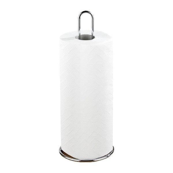 Držák na kuchyňské utěrky Wenko Simple, ø 12 cm