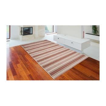 Covor foarte rezistent Floorita Riga, 135 x 190 cm, roșu de la Floorita