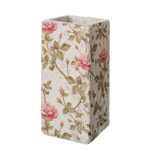 Ghiveci / vază Ixia Roses, înălțime 21,5 cm
