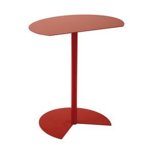 Červený barový stolek MEME Design Way