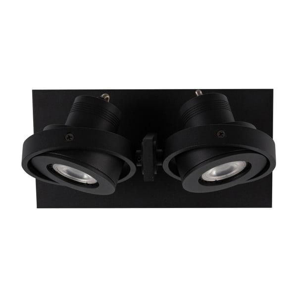 Černé  nástěnné LED svítidlo Zuiver Luci2