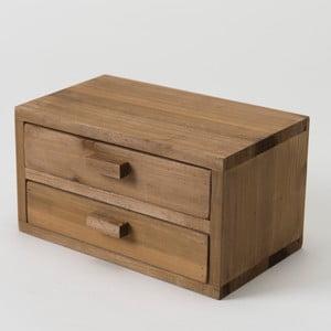 Cutie din lemn Compactor Vintage Box, 20 x 13 cm