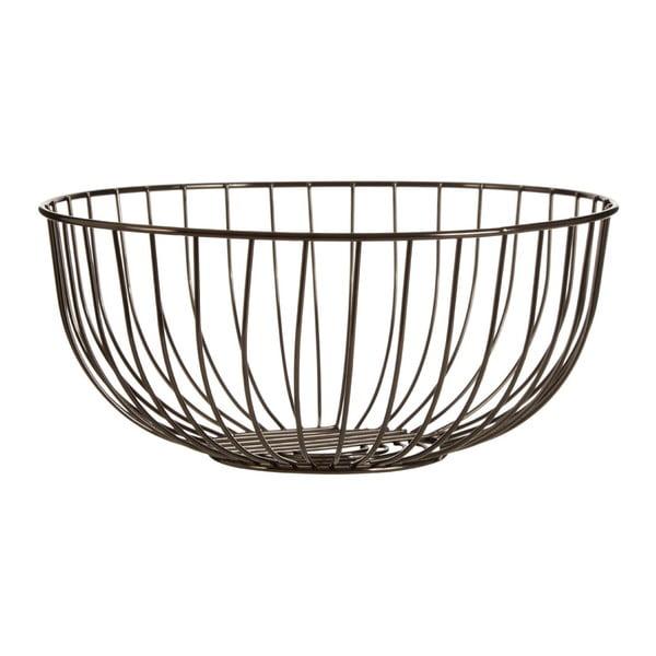 Železný košík na ovocie Premier Housewares Nickolette, Ø 280 cm