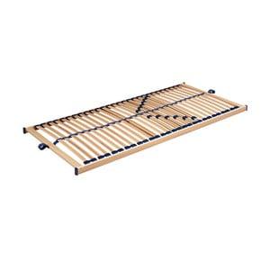 Dřevěný rošt na postel De Eekhoorn Bedbase, 80x200cm