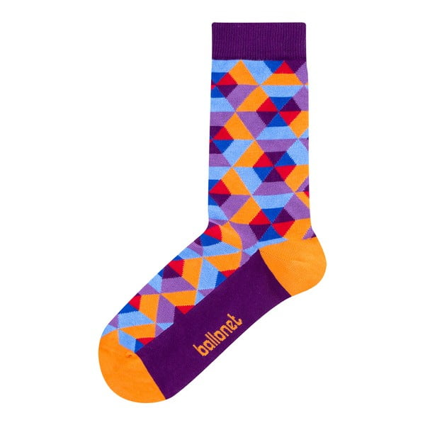 Ponožky Ballonet Socks Hive, veľkosť41–46