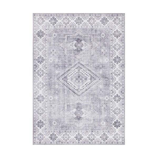 Světle šedý koberec Nouristan Gratia, 80 x 150 cm