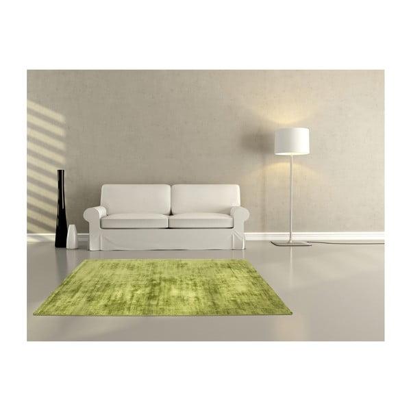 Koberec Lyra Green, 80x150 cm