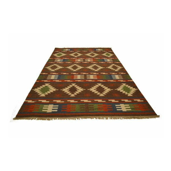 Ručně tkaný koberec Kilim 61, 150x245 cm