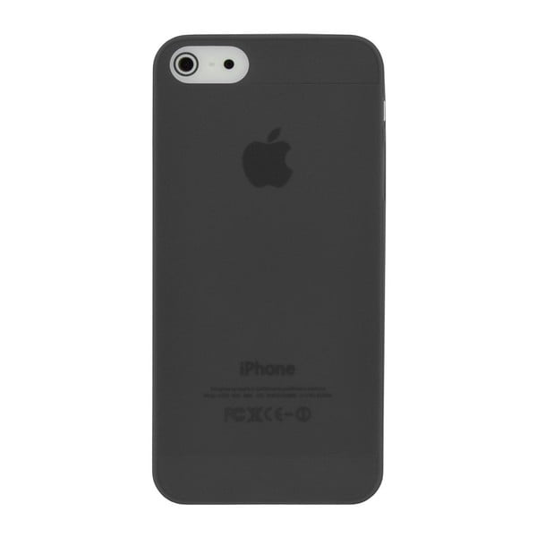 Ochranný obal na iPhone 5, Slim Black