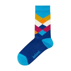 Șosete Ballonet Socks  Diamond Sea, mărimea 41-46