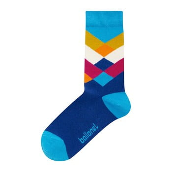 Șosete Ballonet Socks Diamond Sea, mărimea 36-40 de la Ballonet Socks