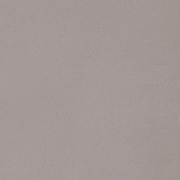 Světle šedá trojmístná pohovka s mosaznými nohami Vivonita Harper Velvet