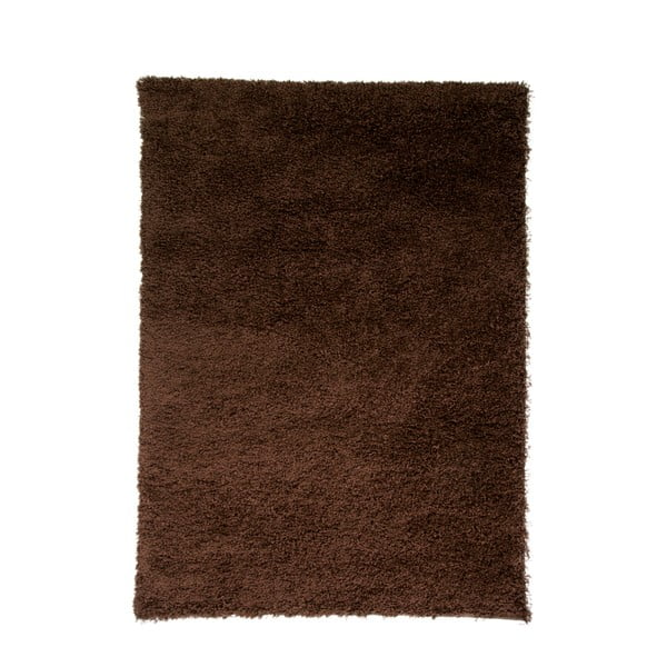 Covor Flair Rugs Cariboo Brown, 60 x 110 cm, maro