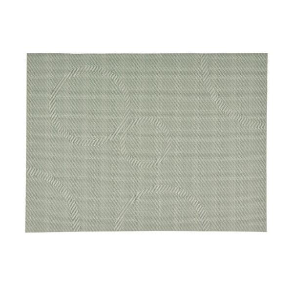 Suport pentru farfurie Zone Maruko, 40 x 30 cm, verde