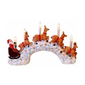Svítící dekorace Reindeers