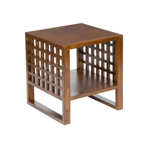 Acacia akácfa kisasztal - Santiago Pons