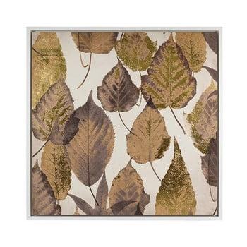 Tablou de perete Santiago Pons Brown Leaves, 104x104cm de la Santiago Pons