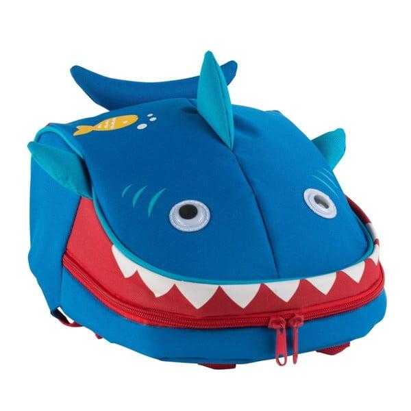 Modrý batoh na svačinu Navigate Shark