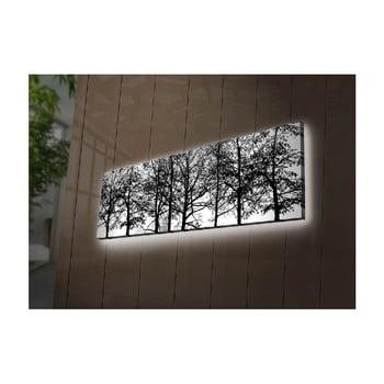 Tablou cu LED-uri Afrodita, 90 x 30 cm de la Unknown