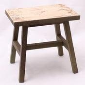 Dřevěná stolička Country